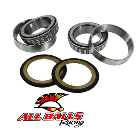 All Balls Steering Stem Bearing Kit for 2004-18 Kawasaki Street Bikes - 22-1039