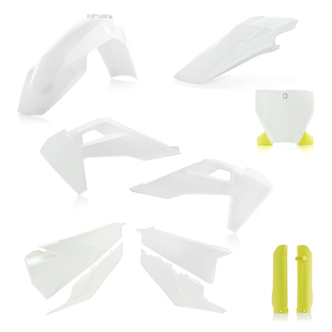 Acerbis Full Plastic Kit for Husqvarna - Husqvarna Original 19 - 2726556345