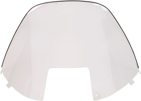 Sno-Stuff 450-636 - 18.5 Inch Clear Windshield for 1989-1999 Yamaha Ovation Models