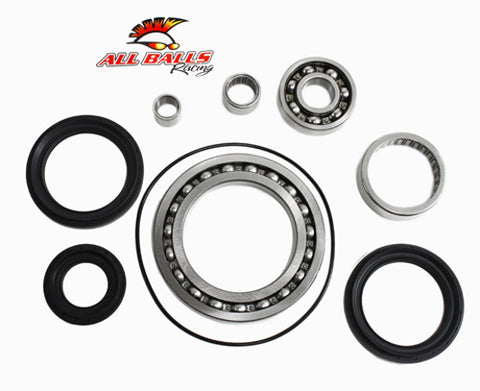 All Balls Differential Bearing Kit for Yamaha YFM660 / YXR700 - Rear - 25-2045