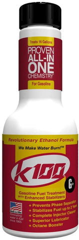 K100 G+ Gas Treatment with Stabilizers - 32 Ounce Bottle