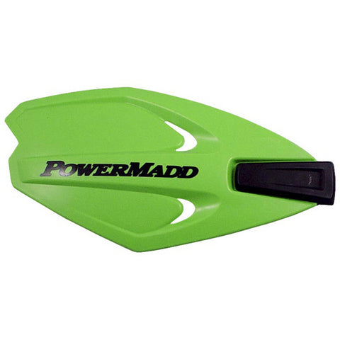 PowerMadd Power X Series Hand Guards - Green - 34283