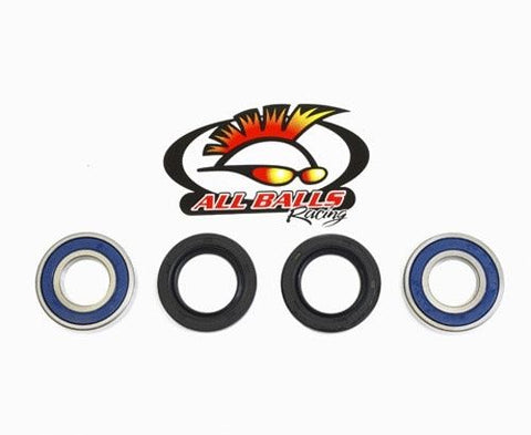 All Balls 25-1403 Front Wheel Bearing and Seal Kit for Yamaha Bikes