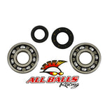 All Balls 24-1002 Crankshaft Bearing & Seal Kit for 1985-02 Honda CR80R