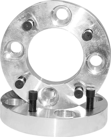 High Lifter Products  Wide Trac Spacers - 4/137-1.5 Inch - Pair - WT4/13712A-15