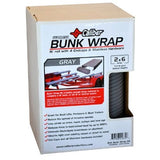 Caliber Bunk Wrap Kit (23052) Gray 16' x 2 x 6 w/End Caps