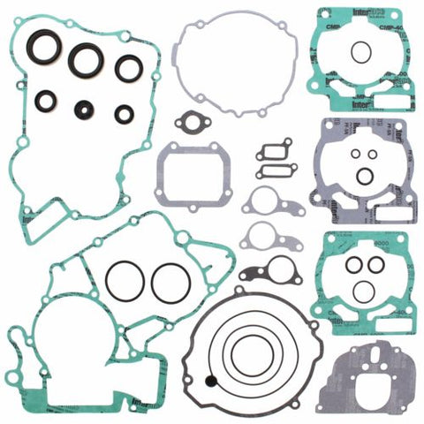 Winderosa 811319 - Complete Gasket Kit w/ Seals for KTM 200 XC / XC-W / SX / EXC