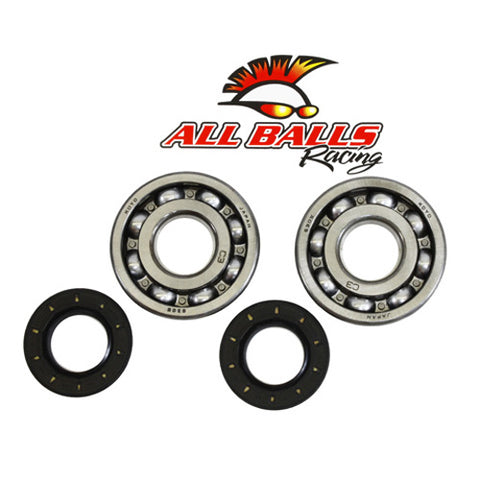 All Balls Crankshaft Bearing & Seal Kit for Kawasaki KXF250 Tecate 4 - 24-1040