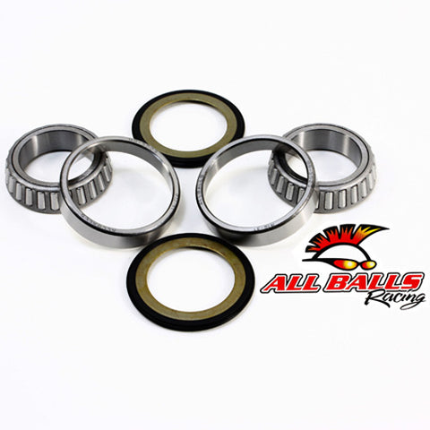 All Balls Steering Stem Bearing Kit for Kawasaki Ninja / Vulcan models - 22-1031