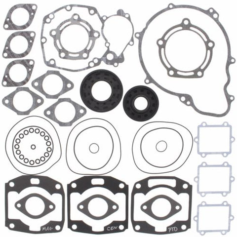Winderosa 611503 Complete Gasket Kit w/ Seals for Arctco Tigershark 1000 / 1100R