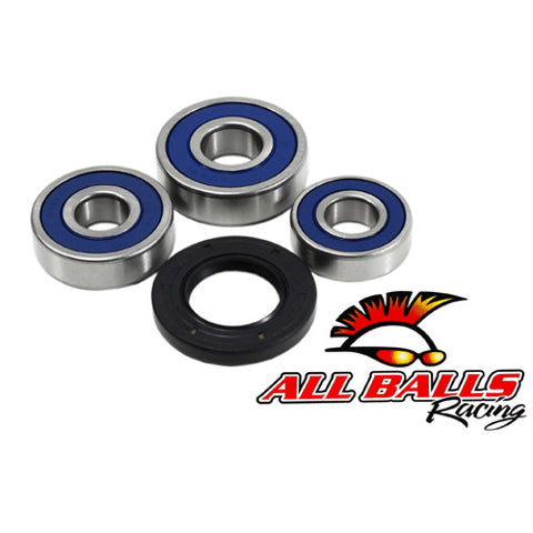 All Balls Rear Wheel Bearing Kit for 1981-83 Yamaha XJ550 Models - 25-1246