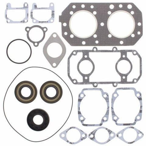 Winderosa 611101 PWC Complete Gasket Kit w/ Seals for 1982-88 Kawasaki JS440