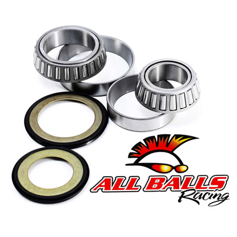 All Balls Steering Stem Bearing Kit forKawasaki ZX-6/ZX-9/ZX-12 R Ninja - 22-1038