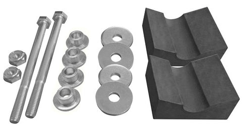 C&A Pro Ski Mounting Kit for Arctic Cat ZR 120 / 200 - 76000375