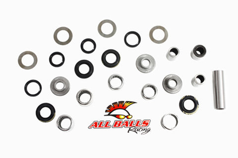 All Balls Linkage Bearing Kit for 2006-11 Suzuki LT-R450 Models - 27-1150