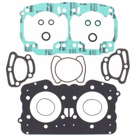 Winderosa 610210 - PWC Top-End Gasket Set w/ Seals for 2000-07 Sea Doo 951 DI
