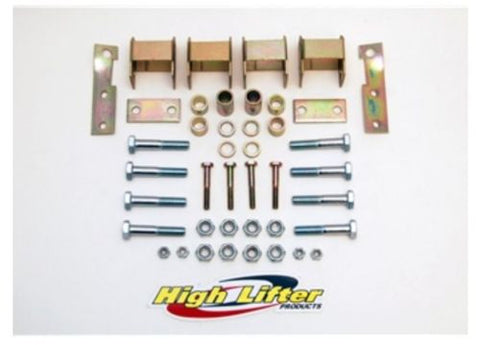 High Lifter High Lifter YLK660-01 Lift Kit for 2002-07 Yamaha Grizzly 660 - 1