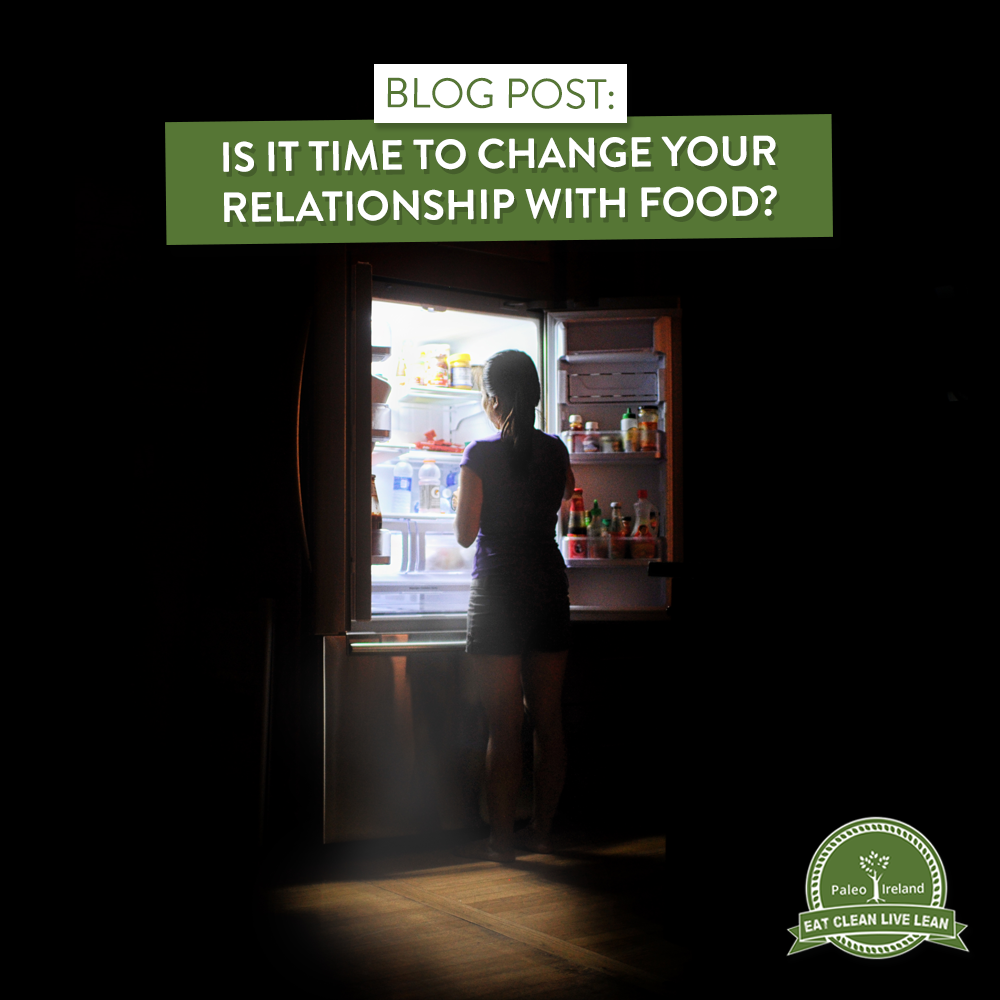 Is it time to change your relationship with food?