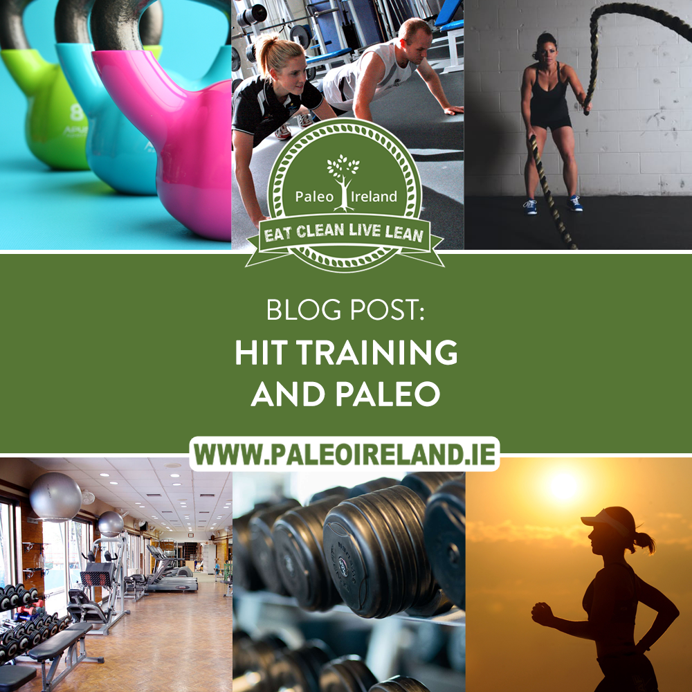 HIT Training & Paleo