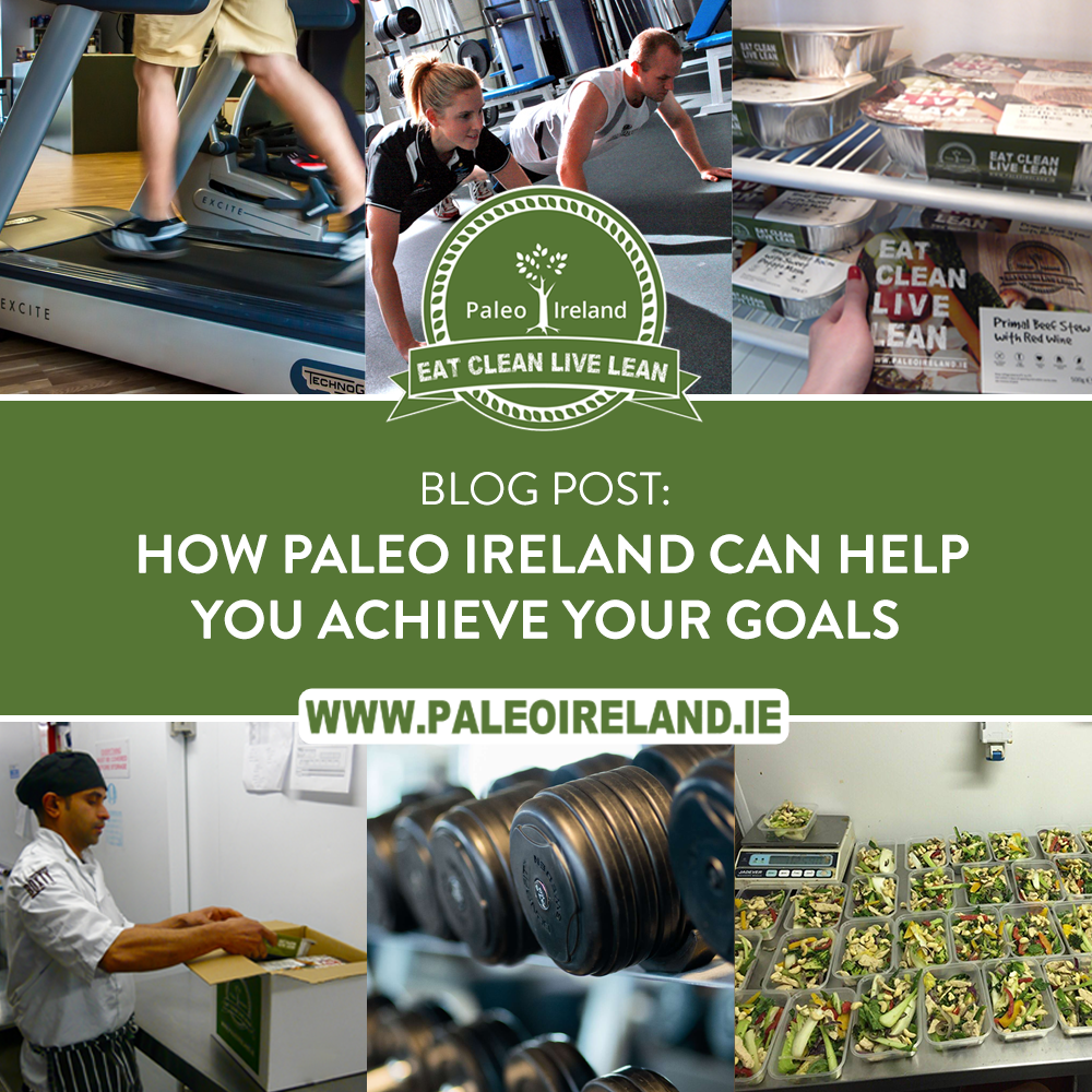 How a Paleo Diet Can Help You Achieve Your Goals
