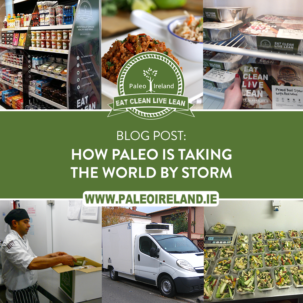 Paleo is Taking the World by Storm – Here's why!