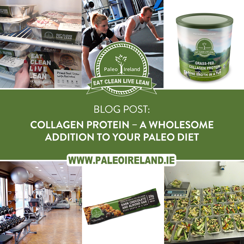 Collagen Protein – A Wholesome Addition to your Paleo Diet