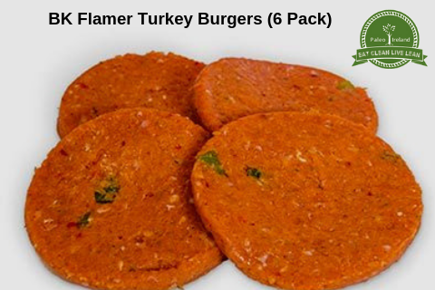 BK Flamer Turkey Burgers (6 Pack)