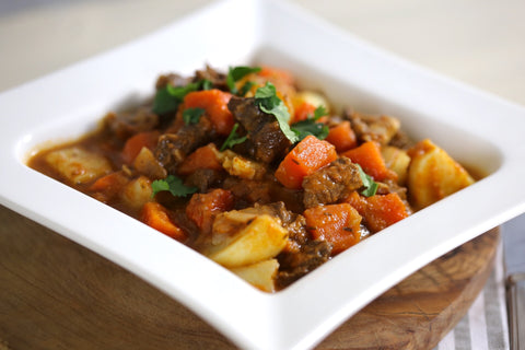PALEO - Primal Beef & Red Wine Stew