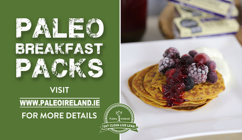 Paleo Breakfast Weekly Pack