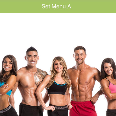 The High Protein Box A
