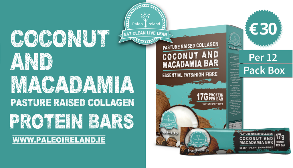 Collagen Protein Bar - CURRENTLY SOLD OUT!