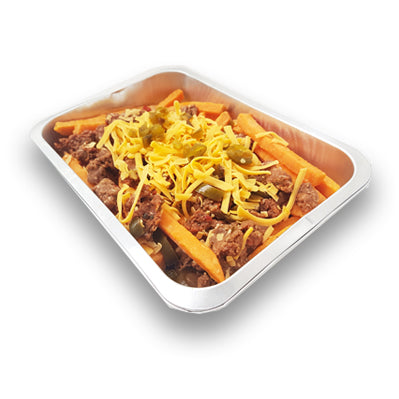 Taco Fries Fakeaway 440g by Kerrigans and Roz Purcell NBF
