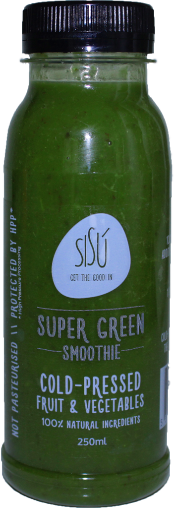 Super Green Smoothie SiSu - Simply Juice