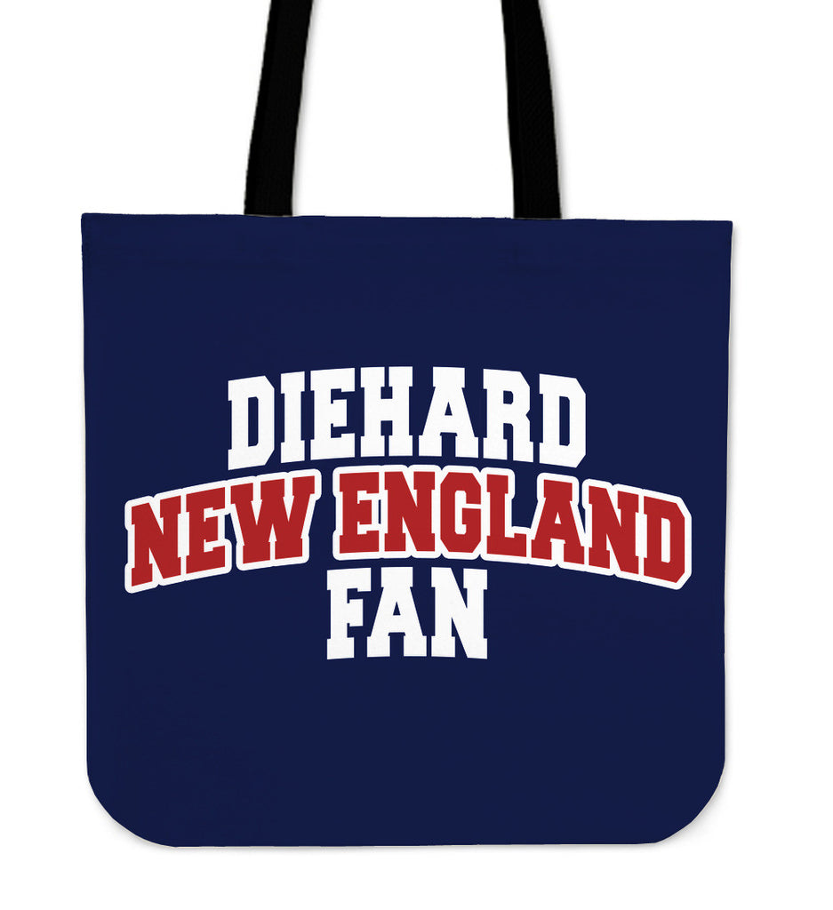 New England Fan Totebag