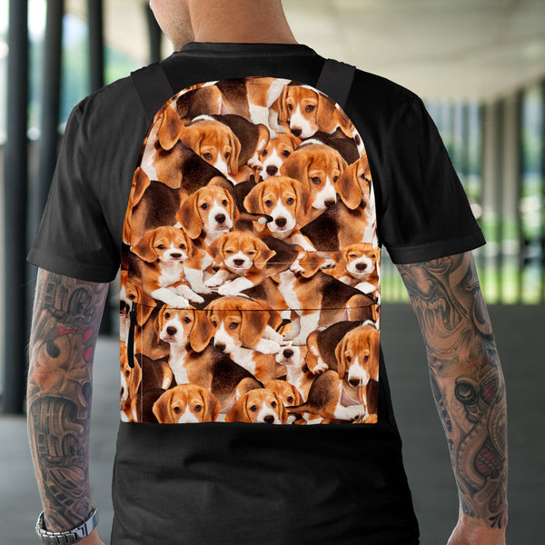 Beagles Backpack