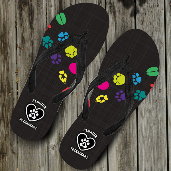 FL Veterinary Flip-Flops