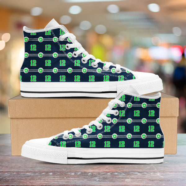Seattle Nurse High Tops
