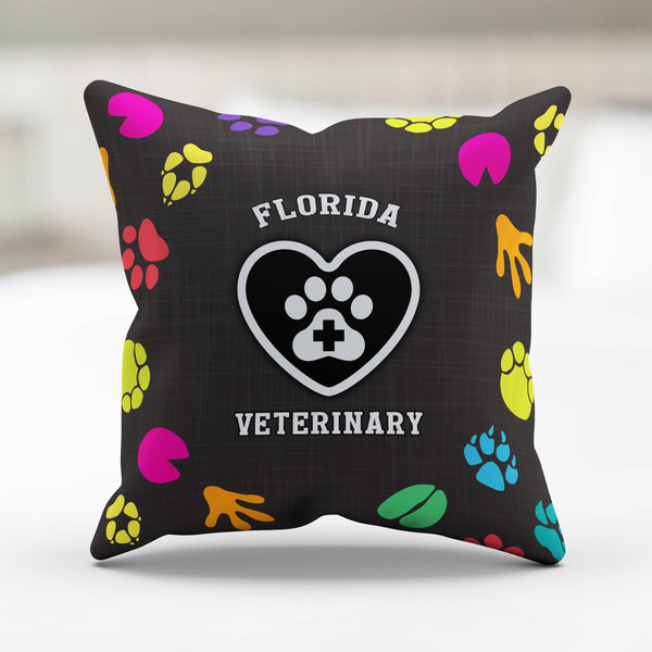 FL Veterinary Pillowcase