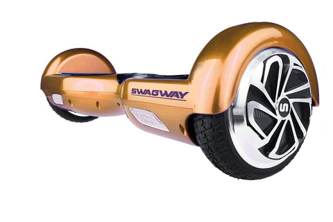 Swagway X1 B013SLSN4M self balancing scooter Gold