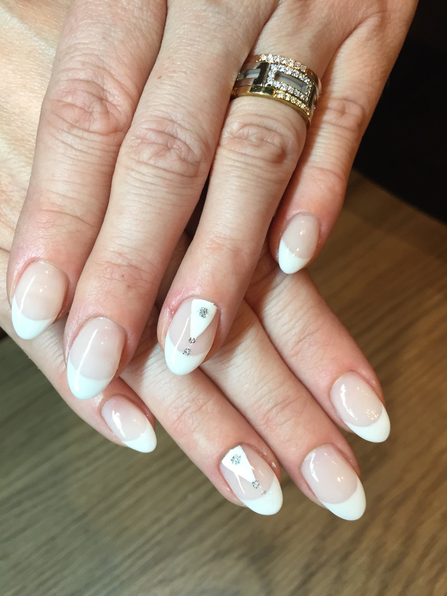 Gel / French Manicure