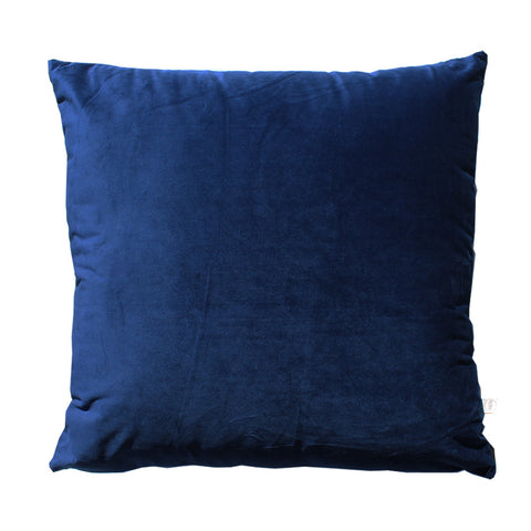 Velvet 'Navy' Cushion