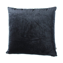 Load image into Gallery viewer, Velvet 'Midnight' Cushion