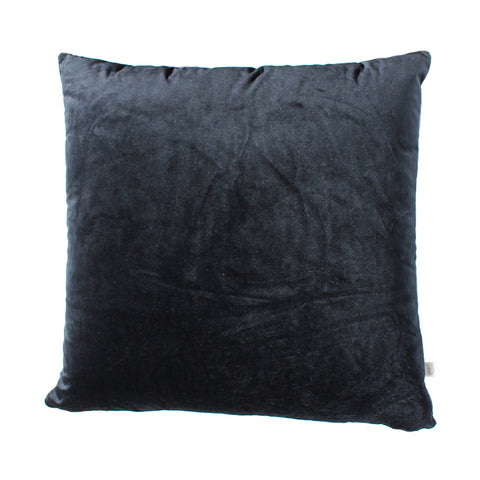 Velvet 'Midnight' Cushion