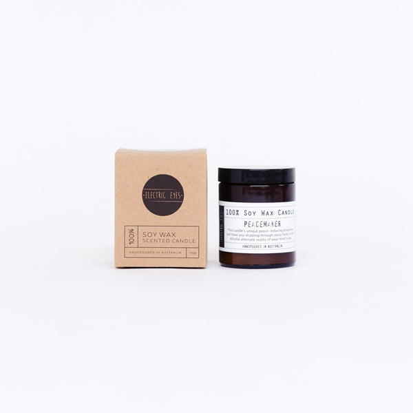 Bistre Range Peacemaker 100% Soy Wax Candle