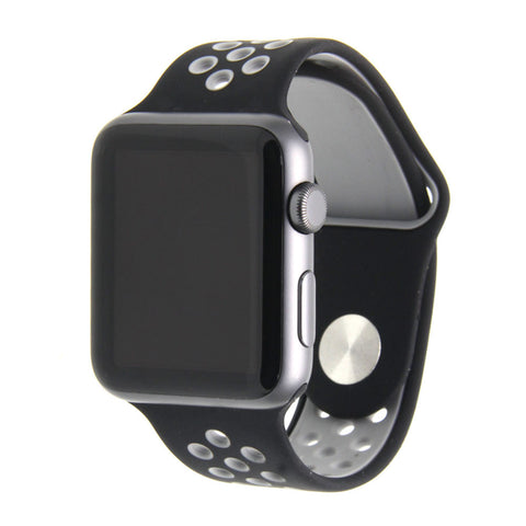 Third-Party Apple Watch Perforated Sport Band