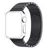 Image of Third-Party Apple Watch Stainless Steel Link Bracelet