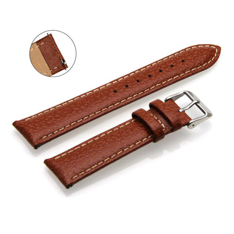 Third-Party Samsung Gear S2 Classic Full grain Calf Leather Watch Strap
