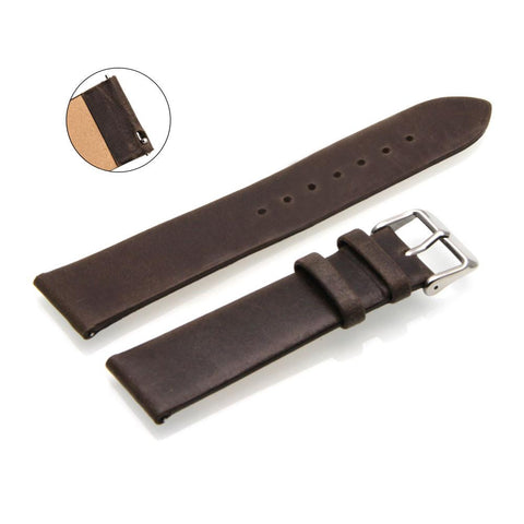 Third-Party Samsung Gear S2 Classic Vintage Calf Leather Watch Strap