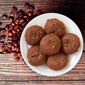 Snaximum Coffee Nankhatai Twist in traditional, no maida