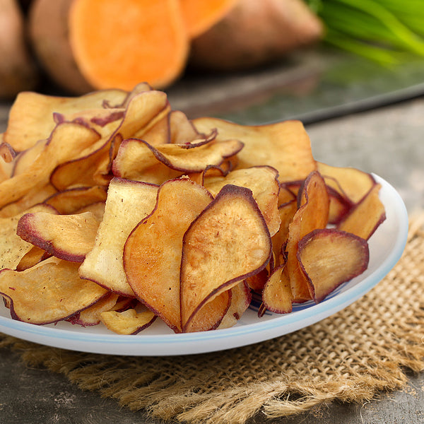 Baked Sweet Potato Chips in Magic spice | 60gm